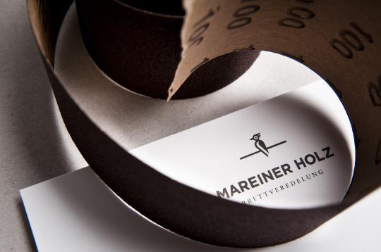 Identyfikacja wizualna Mareiner Holz