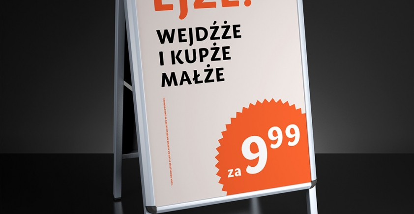 Mock-up – mroczny potykacz / dark postergrip
