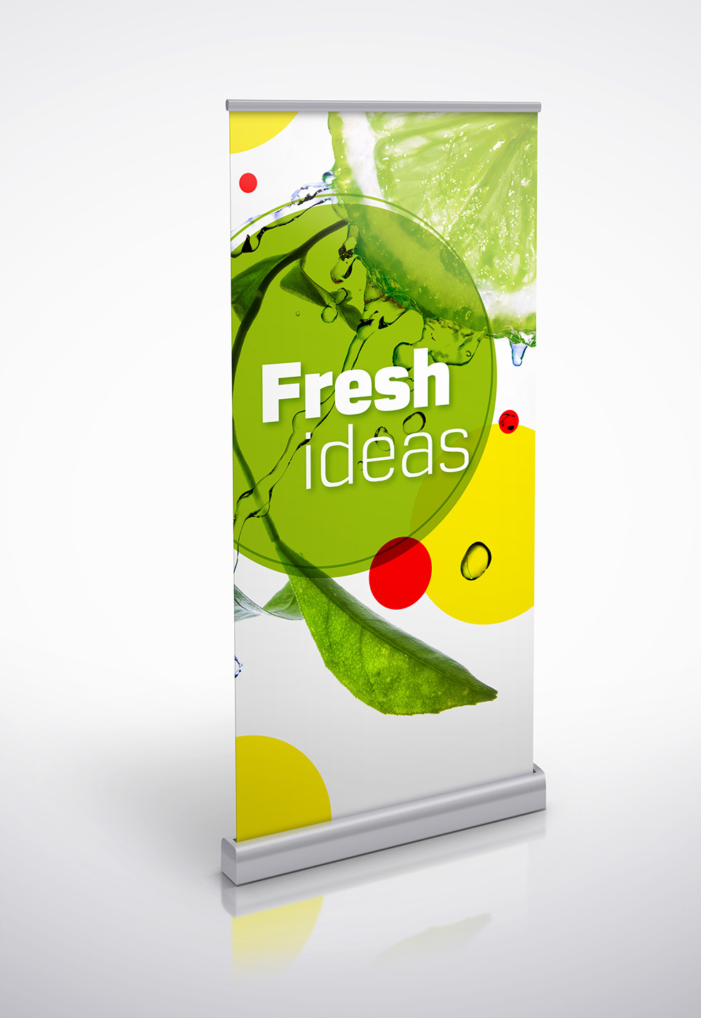 Mock-up – Roll-up – 100 x 200 cm