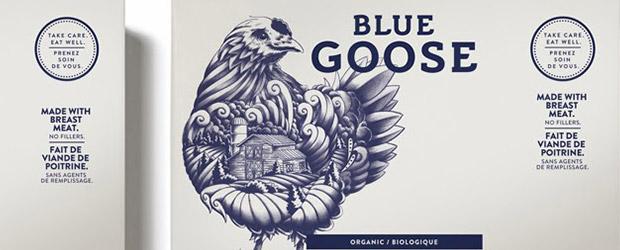 Blue Goose – świetne opakowania mięsa