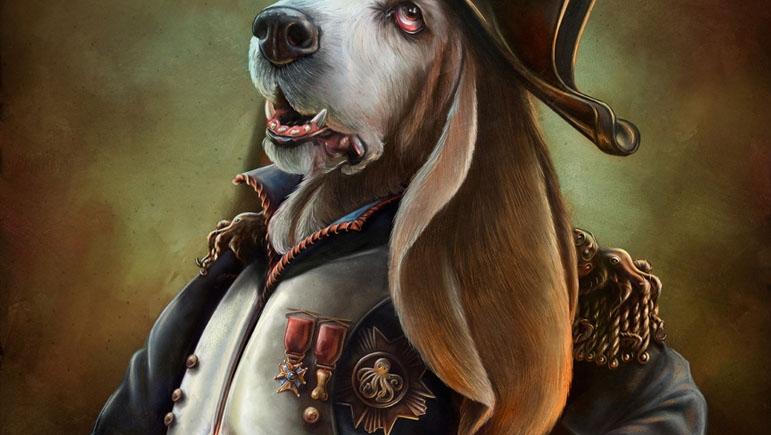 Ilustracje zwierząt Christiny Hess