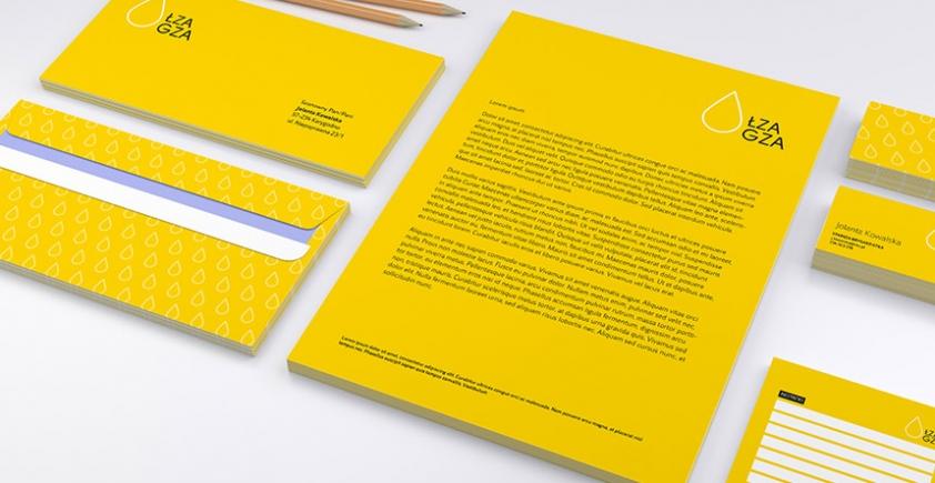 Mock-up – identyfikacja wizualna / corporate identity