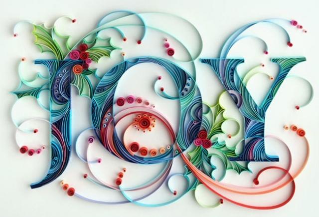 Fantastyczne ilustracje z papieru – Yulia Brodskaya