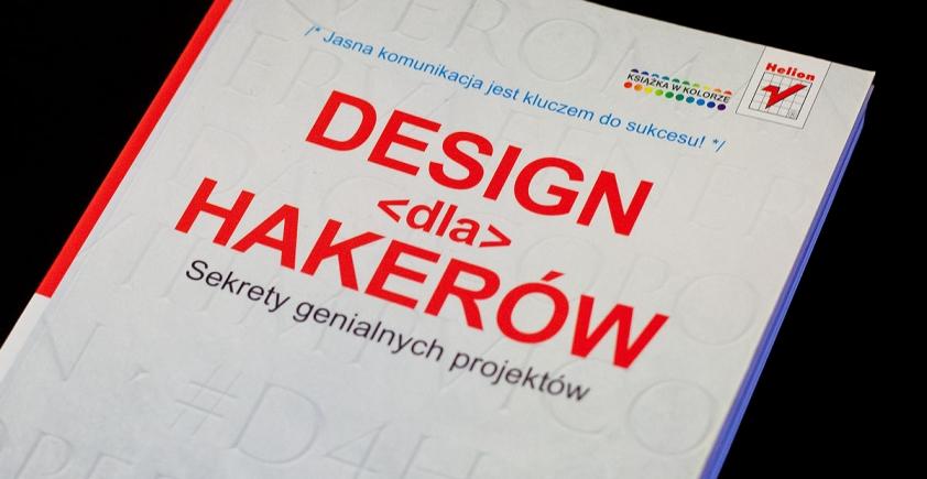 Design dla hakerów – recenzja