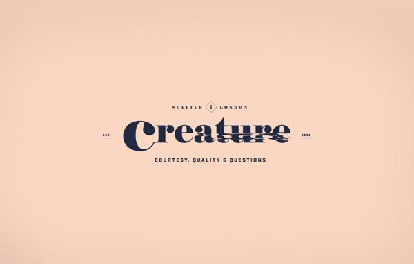 Creature – branding agencji reklamowej