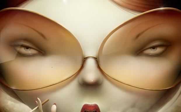 Ilustracje Antona Semenova