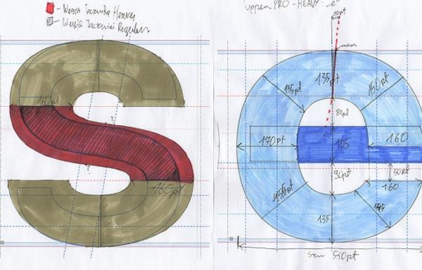 Jak powstaje krój pisma – przedstawia Mateusz Machalski