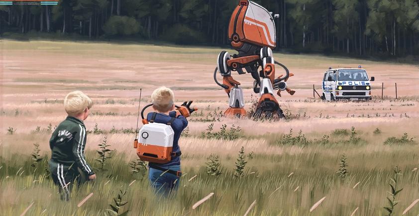 Ilustracje Simona Stålenhaga