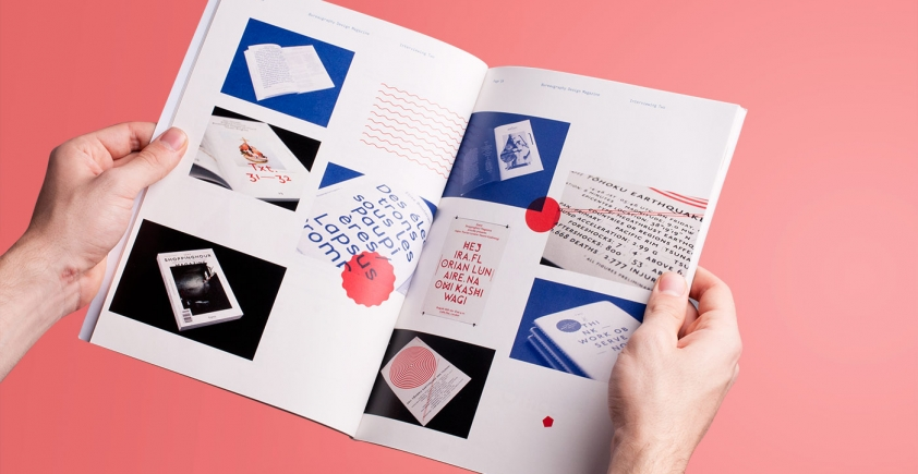Bureaugraphy – magazyn o designie