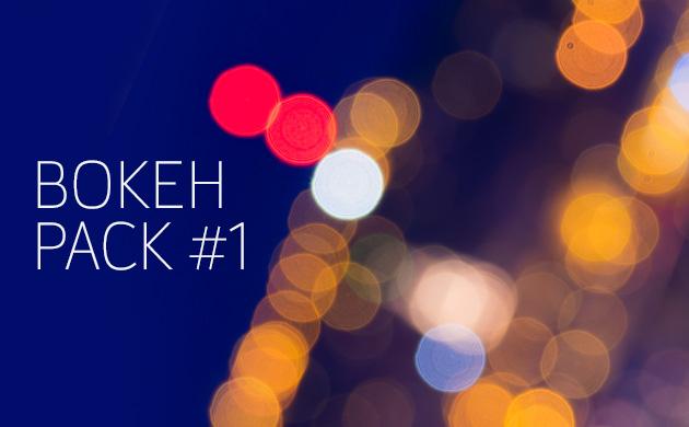 Bokehowe tła / Bokeh Backgrounds / #1