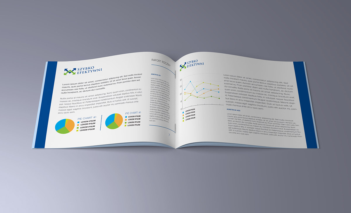 Mock-up – Brochure – A5