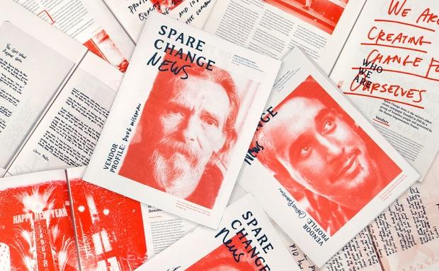 Spare Change News – świetna, (nie)wiele warta broszura