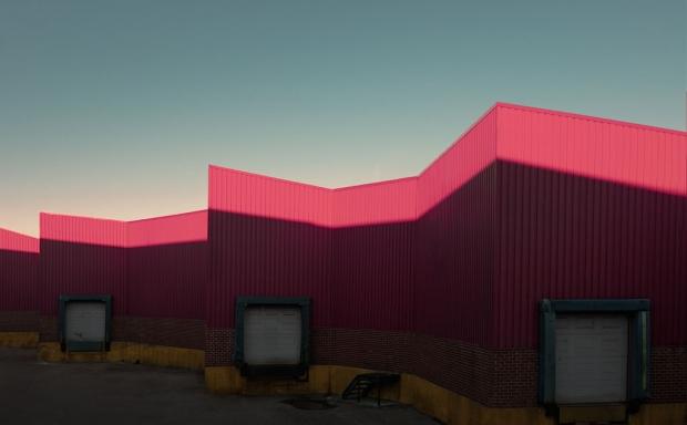 Visions – fotograficzny projekt Benoit Paillé