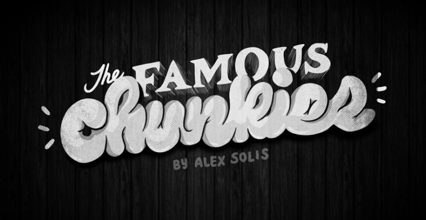 Famous Chunkies – czyli pop kultura na wypasie