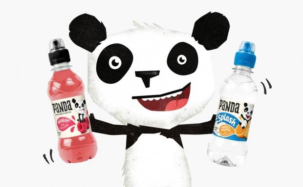 Panda – napój odświeżający