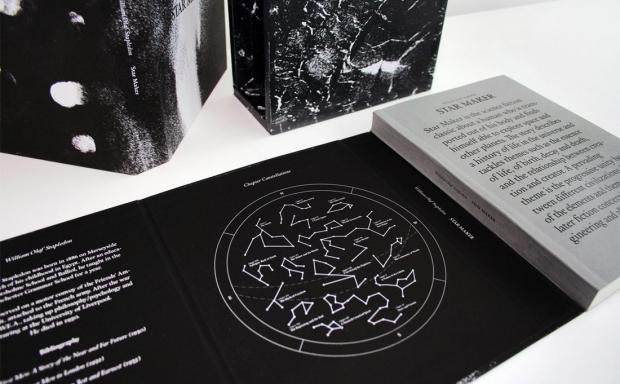 Star Maker – ekskluzywne wydanie książki