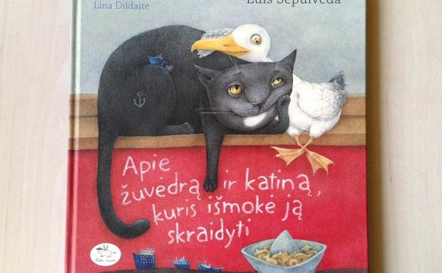 Historia mewy i kota…