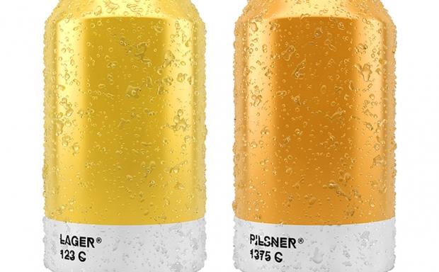 Pantone`owe piwo według Txaber
