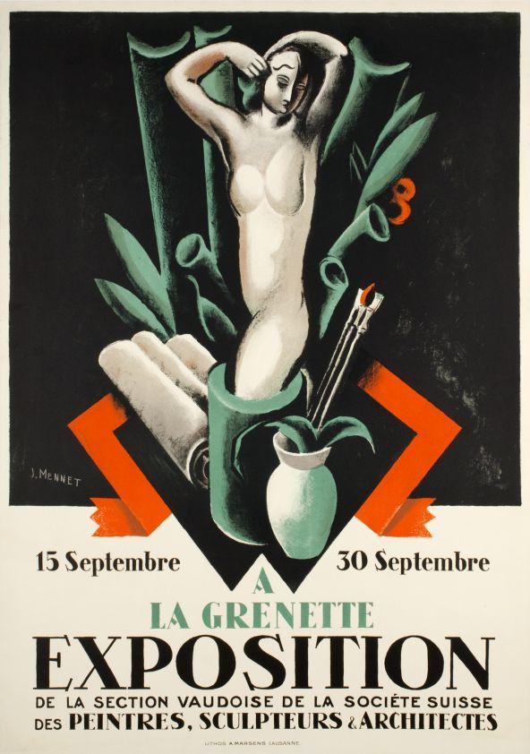 exposition-de-la-section-vaudoise-de-la-societe-suisse-des-peintres-sculpteurs-et-architectes-a-la-grenette