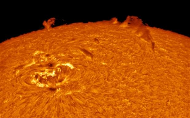 Fotografia astronomiczna – najlepsze prace 2014 roku