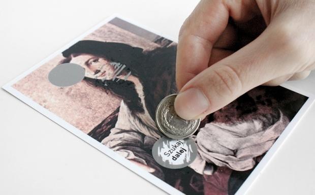 """Konkurs na linię gadżetów """"Pamięć o dziełach utraconych"""" rozstrzygnięty"""