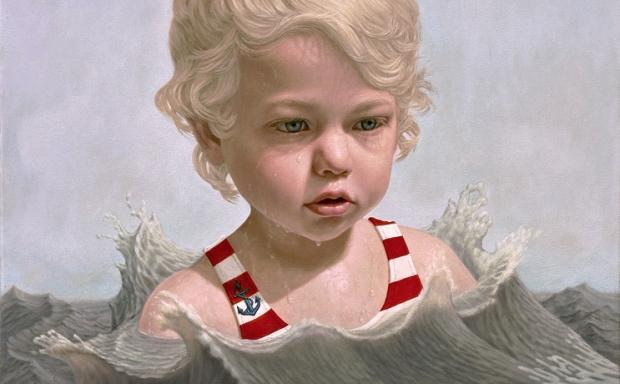 Przejmujące portrety Krisa Lewis`a