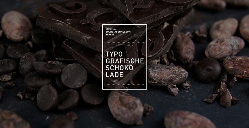 Typograficzna czekolada prosto z Berlina