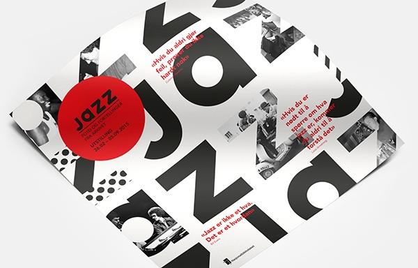 J A Z Z – identyfikacja wystawy fotografii