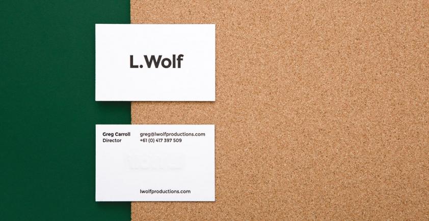 L.Wolf – maksymalny minimalizm
