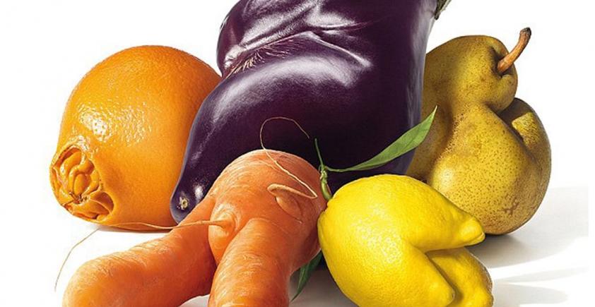 Brzydkie owoce od Intermarché