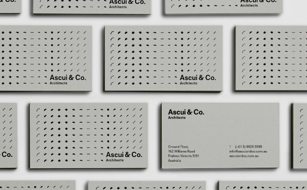 Identyfikacja Ascui & Co. Architects