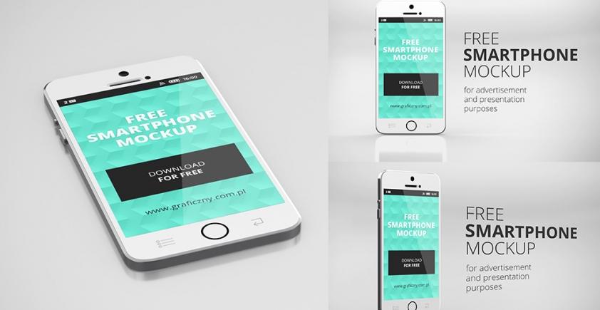 Mockup / Smartphone