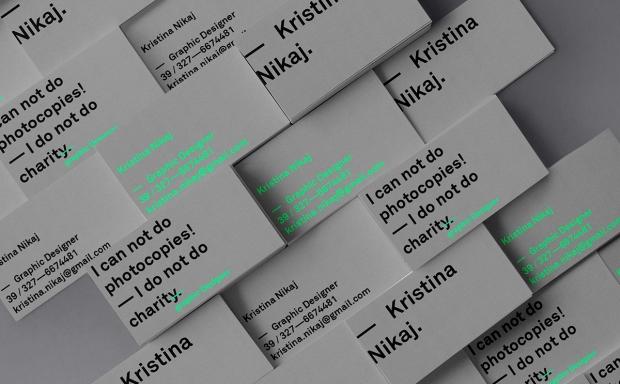 Nie pracuję za darmo – manifest Kristyny Nikaj