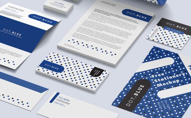 Mockup / Identyfikacja / Branding