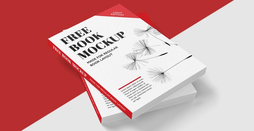 Mockup / Książka / Book