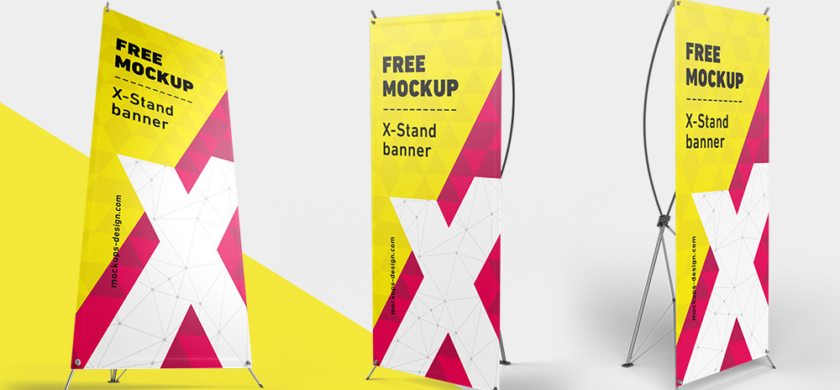 Mockup / X-Baner