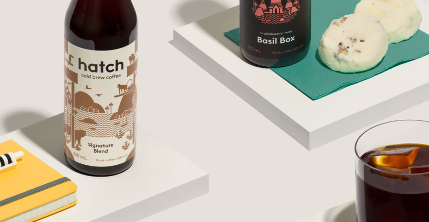Hatch – kawowy branding