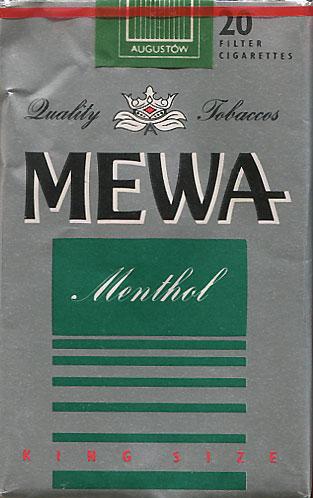 MewaMenthol-20fPL199