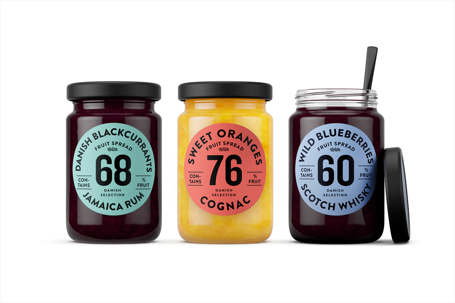 01-Danish-Selection-Alcohlic-Jam-Branding-Packaging-Kontrapunkt-BPO-Orkla-Foods-Danmark