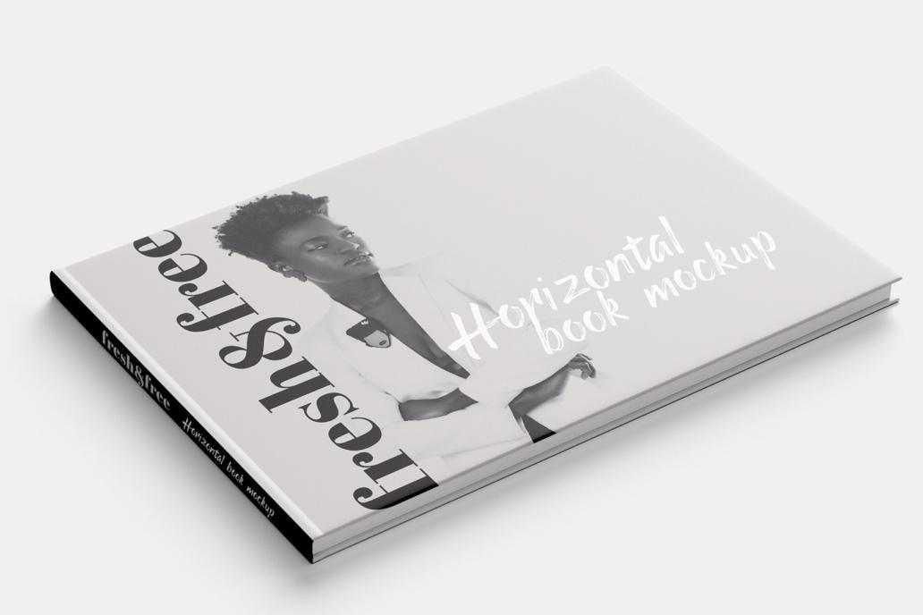 Mockup książki